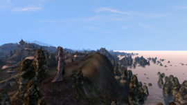 Azura's Coast Region - Morrowind
