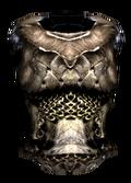 La Piel del salvador (como se ve en Morrowind)