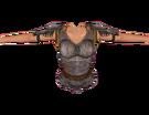Iron Cuirass (Oblivion) Female