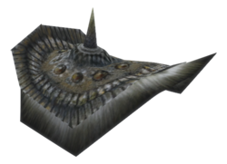 Nordic Mail Pauldron Right - Morrowind