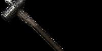 Dawnguard Warhammer