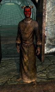 Dremora Merchant