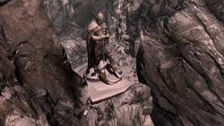Froki's Peak Shrine of Talos