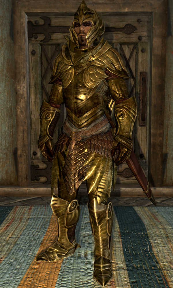 Elven armor and weapon retex and standalone by Wellan at Skyrim ...