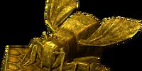 Queen Bee Statue