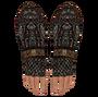 Orcish Gauntlets (Oblivion) Female