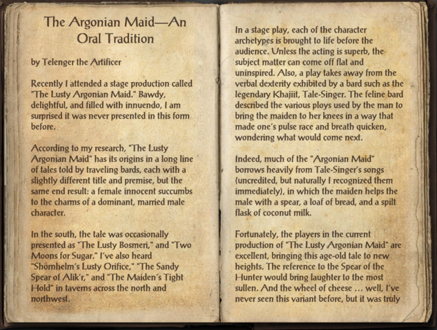 File:The Argonian Maid - An Oral Tradition.png