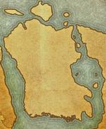 Vvardenfell Tamriel Pre-Release Map