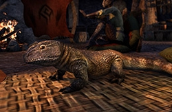 Helstrom Ancestor Lizard