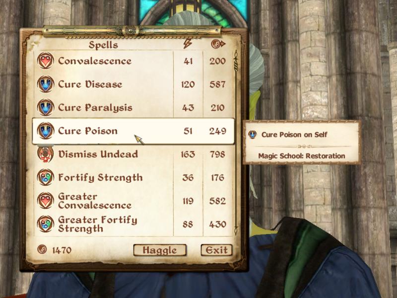 Spells (Oblivion) | Elder Scrolls | FANDOM powered by Wikia