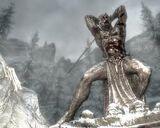 Malacath Statue