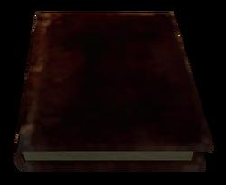 TES3 Morrowind - Book - Octavo 07