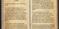 Kinlord Rilis and the Mages Guild