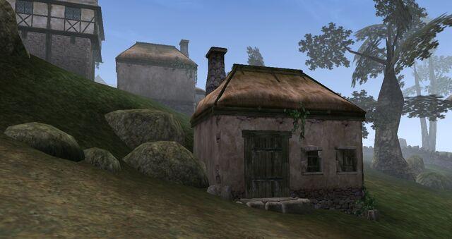 File:TES3 Morrowind - Pelagiad - Farusea Salas' House exterior.jpg