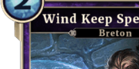 Wind Keep Spellsword