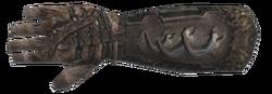 Bear Right Gantlet - Morrowind