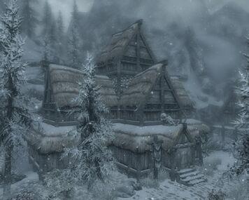 Winterhold jarls longhouse 1