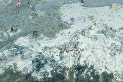 Lost Valkrygg Map