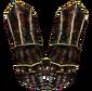 Ebony Gauntlets (Oblivion) Female