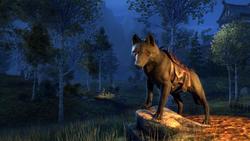 Doom Wolf Mount