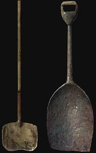 Shovel Skyrim