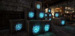 Crown Crates (Fifteen)