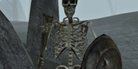 Skeleton (Morrowind)