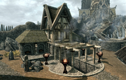 Whiterun Hall of the Dead