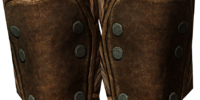 Fur Boots (Skyrim)