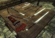 Steel Weapons