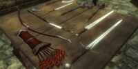 Steel Weapons (Oblivion)