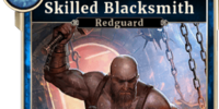 Skilled Blacksmith