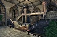 Battlehorn Castle Great Hall