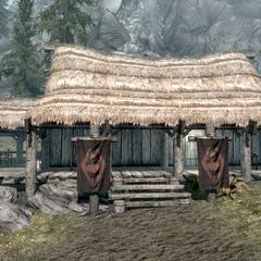 Przyczułek w Skyrim