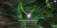 Silence (Perk)