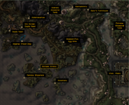 Akimaes Grotto Local Map