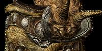 Scaled Horn Armor