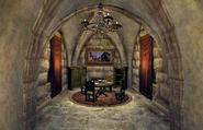 Battlehorn Castle Private Dining Room