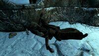 Yngvild corpses