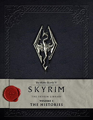 File:The Skyrim Library Volume 1.png