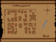Valley guard view full map
