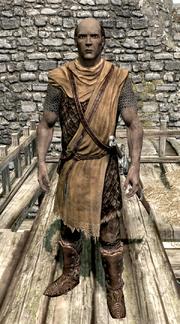Commander Caius