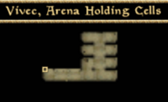 Arena Holding Cells - Interior Map - Morrowind