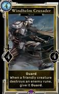 Windhelm Crusader (Legends)
