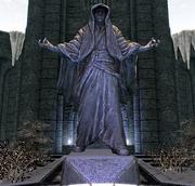 Statue of shalidor