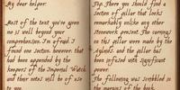 Earana's Notes