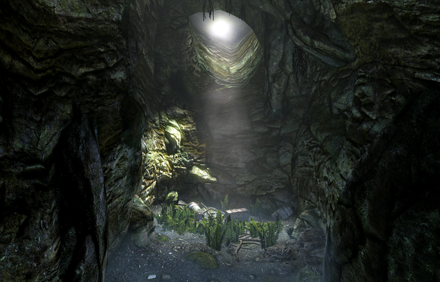 File:Lost Knife Hideout Small Grotto.png