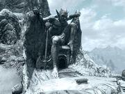Shrine of Mehrunes Dagon Skyrim