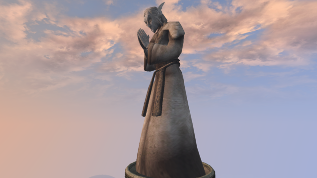 File:St. Delyn Statue - Morrowind.png