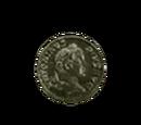Old Man's Lucky Coin